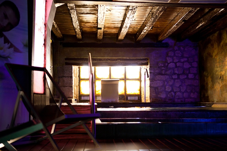 Pin by bucolic hoteles on hotel posada real la casa del abad de ampud - Posada real casa del abad ...