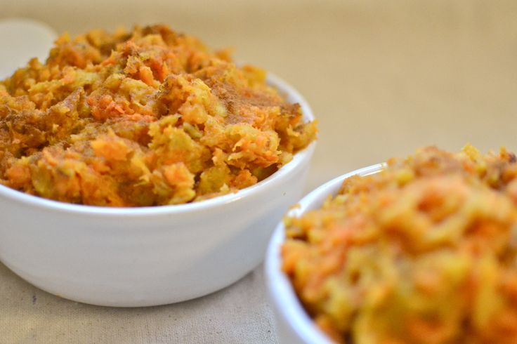 plantain sweet potato mash (with coconut cream) Great source of paleo ...