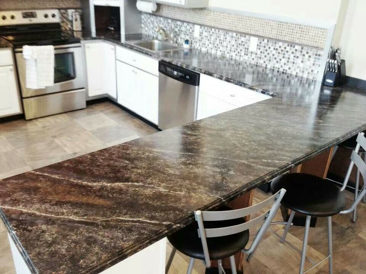 Giani Countertop Paint On Tile : Giani Countertop Paint - Chocolate Brown Kit For when we own a home ...