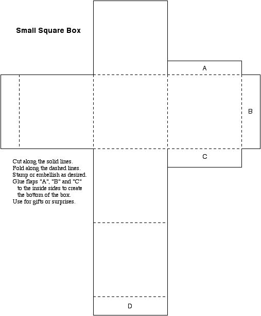 Cardboard Box Template - 17+ Free Sample, Example, Format Download