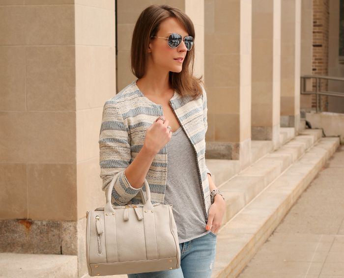 Spring Stripes - Penny Pincher Fashion