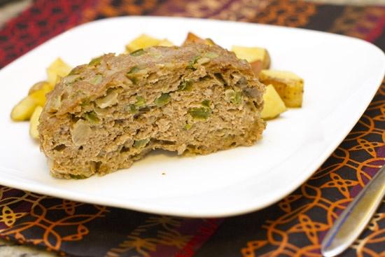 cajun meatloaf | Skinny/Healthy Recipes | Pinterest