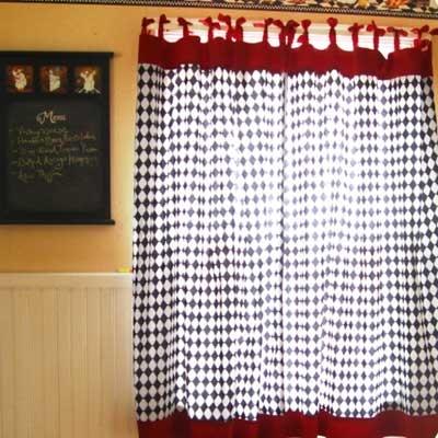 Retro kitchen curtains retro kitchens pinterest