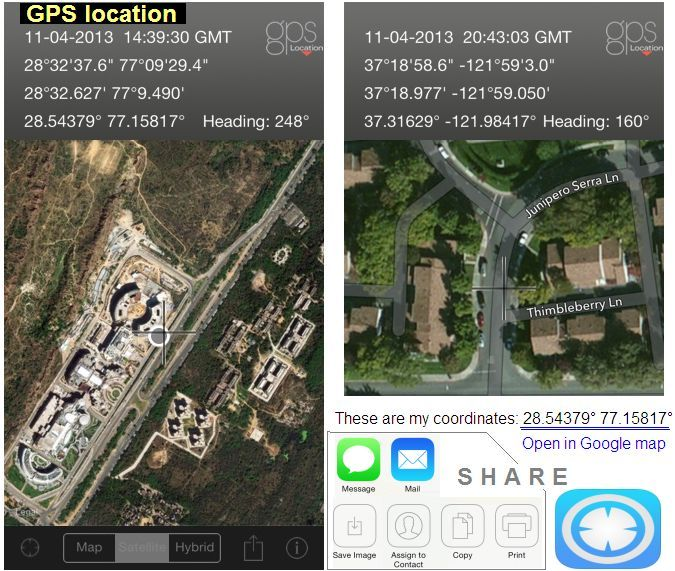 iphone gps location tracking app