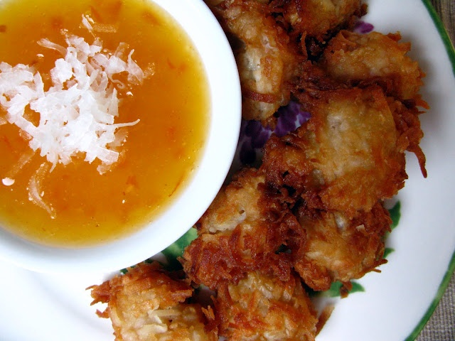 Coconut Shrimp with Orange Dipping Sauce | Recipes | Pinterest