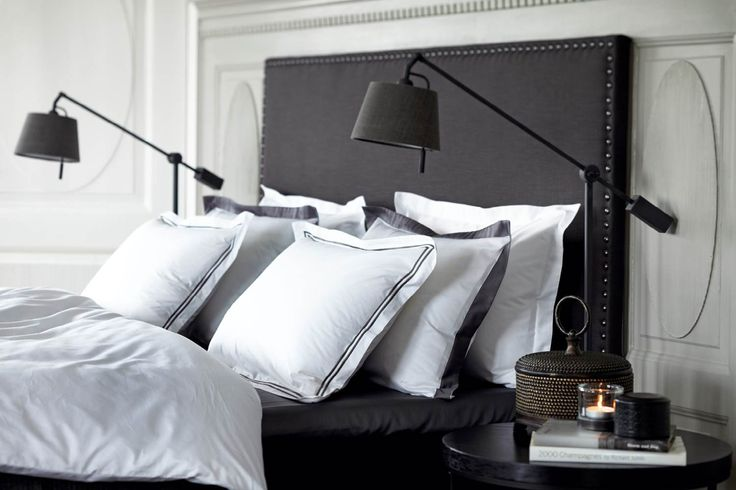 Sänggavel Med Nitar Från Slettvoll Com Bedroom Pinterest
