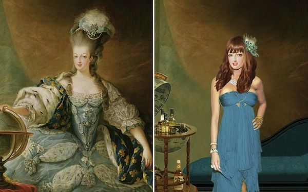 &; other historical figures would look today - designtaxi.com