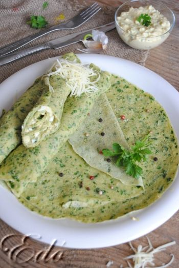 Palacsinta (Hungarian Crepes) Recipes — Dishmaps