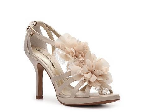 Lulu Townsend Rosalyn Sandal Bride Wedding Shop Women's Shoes - DSW