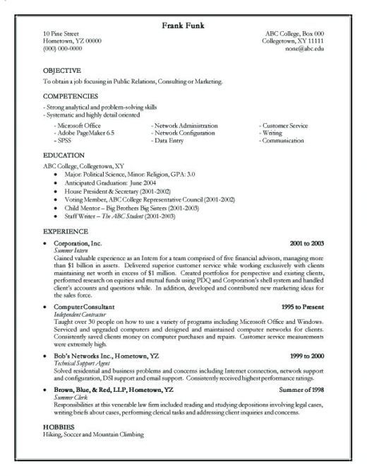 preparing your resume continued building a resume grid resume item - How To Do Your Resume Online For Free