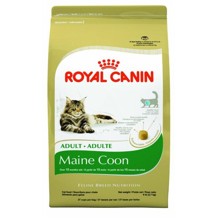 royal canin maine coon dry cat food 2 5 pound. Black Bedroom Furniture Sets. Home Design Ideas