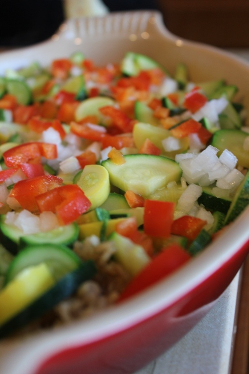 Zucchini Casserole! | Food/ Recipes | Pinterest