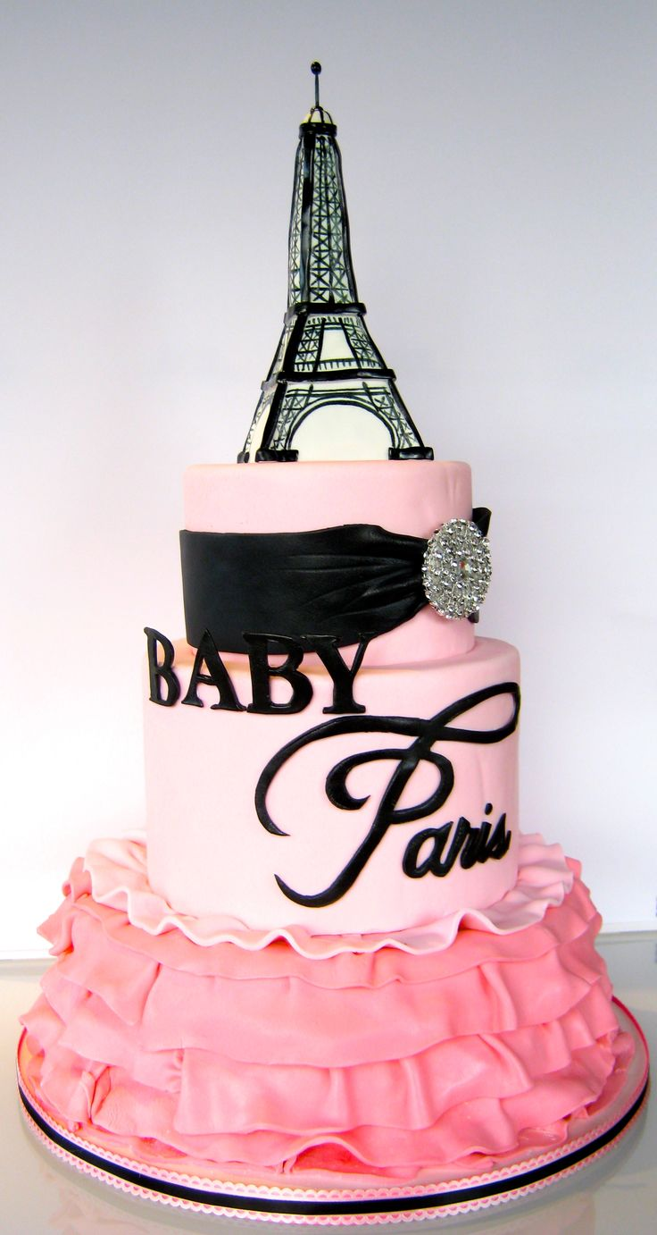 ... by Xiomaris Serrano Acevedo on Eiffel Tower, Paris Cake | Pintere