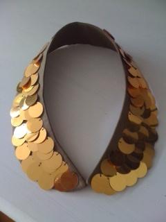Sequin Collar one