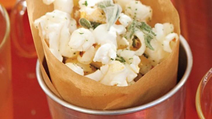 Sage Popcorn | Nom Noms | Pinterest