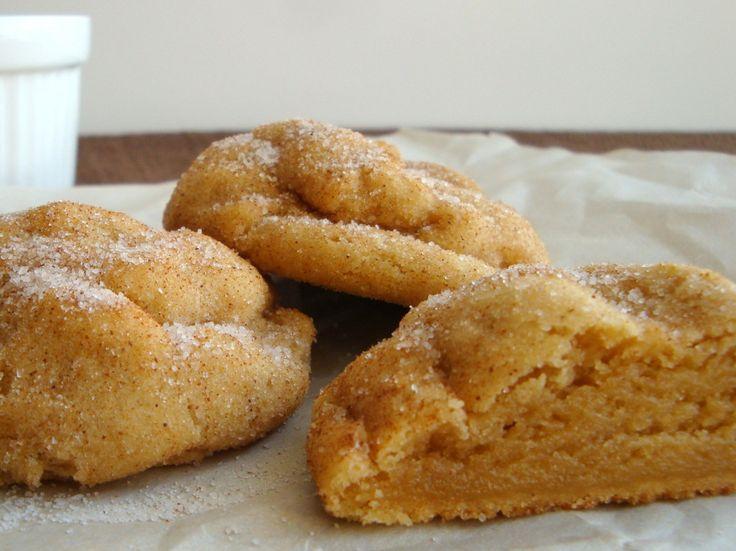 snickerdoodle cookies   Deserts   Pinterest