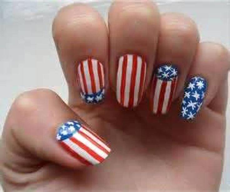 USA nail art | Nail obsession