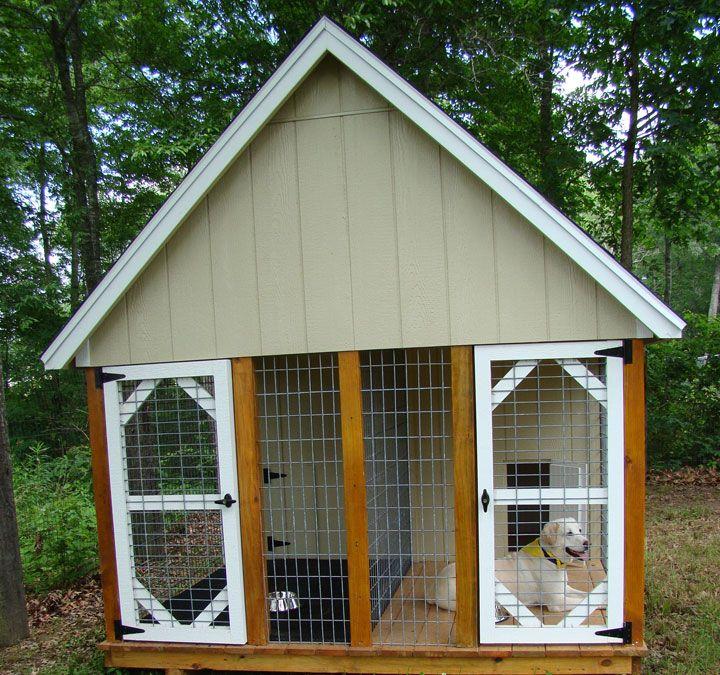 Amazing dog house garden pinterest - Luxury outdoor dog houses ...