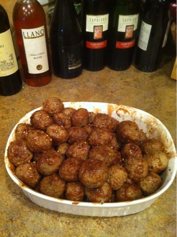 Chipotle meatballs | If I ever have time to cook... | Pinterest