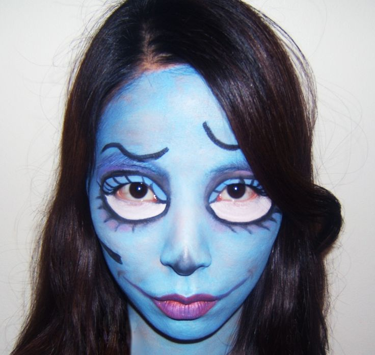 Dead Bride Makeup Pictures : Corpse Bride makeup Stuff I like Pinterest