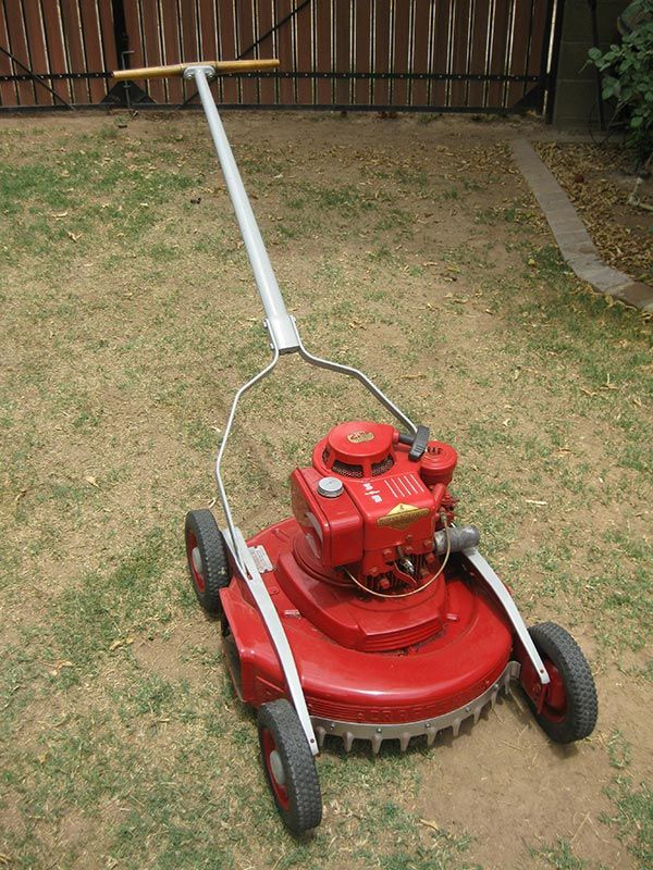 Old Riding Lawn Mowers : Vintage riding lawn mowers car interior design