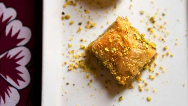 Pistachio baklava | Cakes Gâteaux Tartes | Pinterest