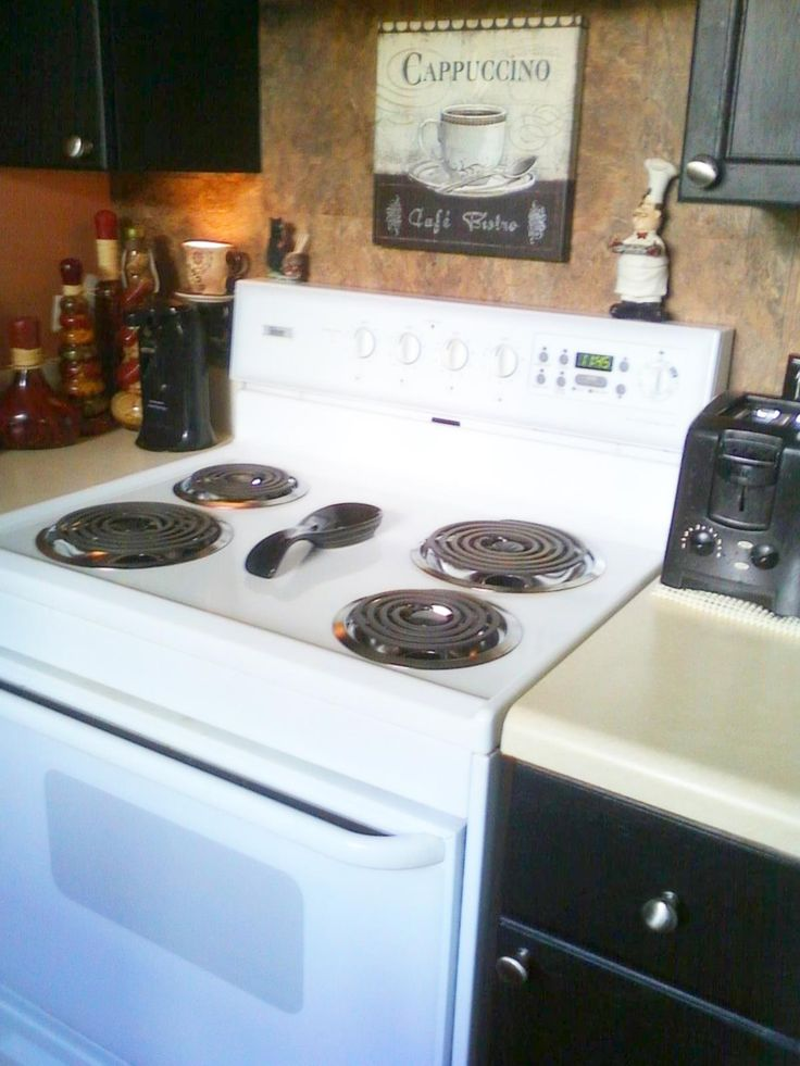 Coffee Themed Kitchen Kitchen Decor Ideas Pinterest