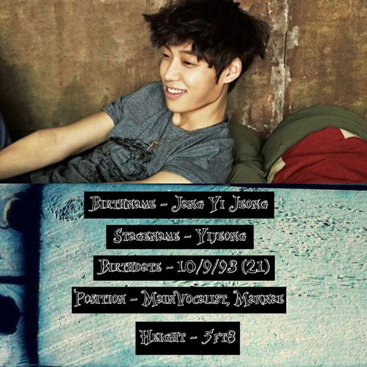History - YijeongYijeong History