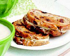 Gruyère & Raisin Bread Sandwiches | bread pudding & french toast | Pi...