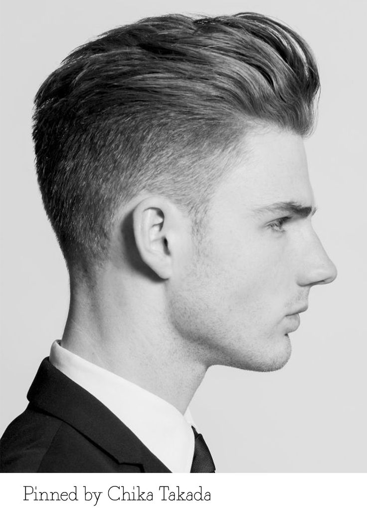 Hair Style Training : ... -training/basics-hair-cutting/short-flat-graduation-technique.html