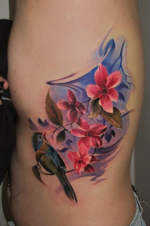 My First Tattoo D 4 And A Half Hours Of Intense Pain  Totally