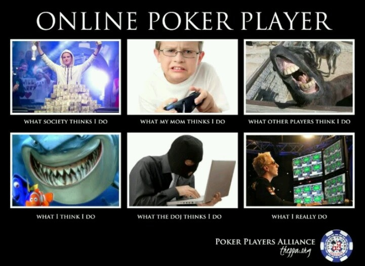 Fun online poker