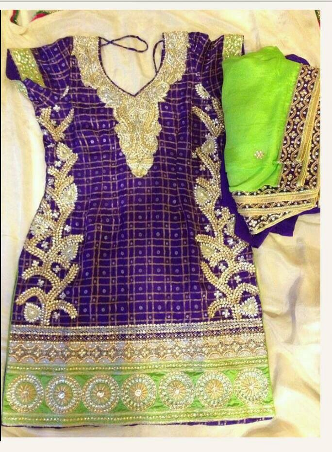 Punjabi suites designs party wear salwar kameez