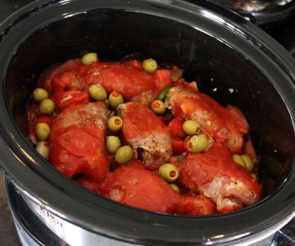 ... and healthy crockpot creole chicken recipe requires no pre-cooking