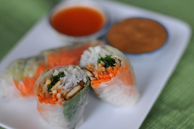 ... summer rolls with rice cakes kimchi tofu summer rolls kimchi soup with