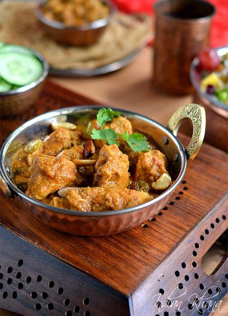 Kashmiri Chicken Curry | Cuisine of India | Pinterest