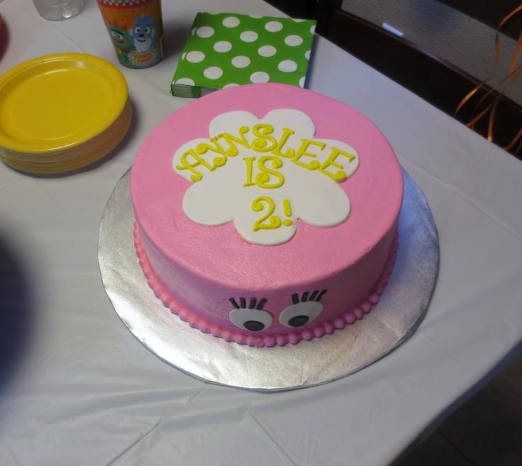 foofa cake