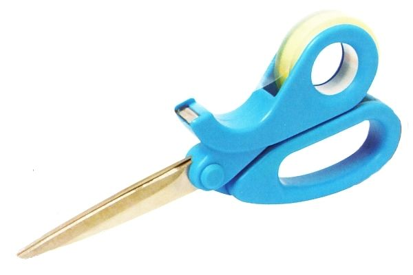 I can't be the only one who wants these!  Scissors and tape, together!