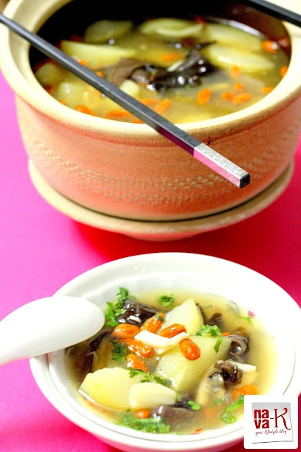 Winter Melon Soup | The Love Of Food | Pinterest