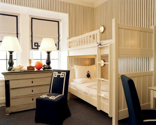 Tory Burch Son's Room via Vogue