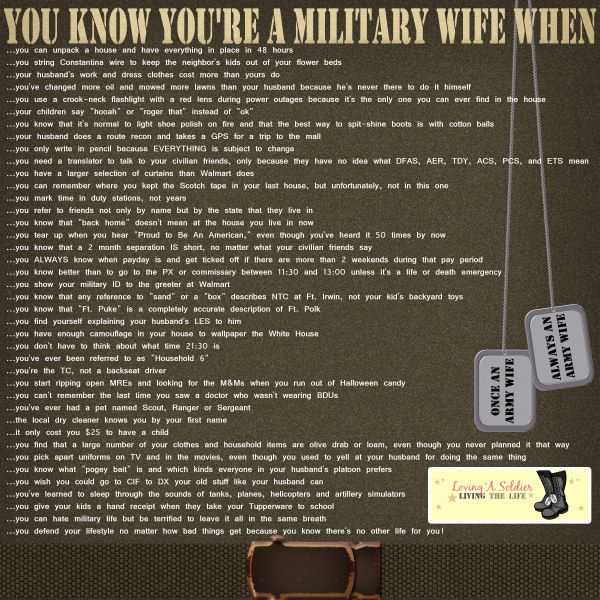 you know youre dating a military man when 10 signs you're dating a psychopath if the man you're dating drops the l-bomb on you on your third date how to know you're ready to leave your.