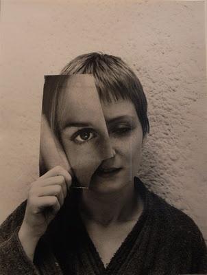 Marcel Marien, Antiportret | Kunst