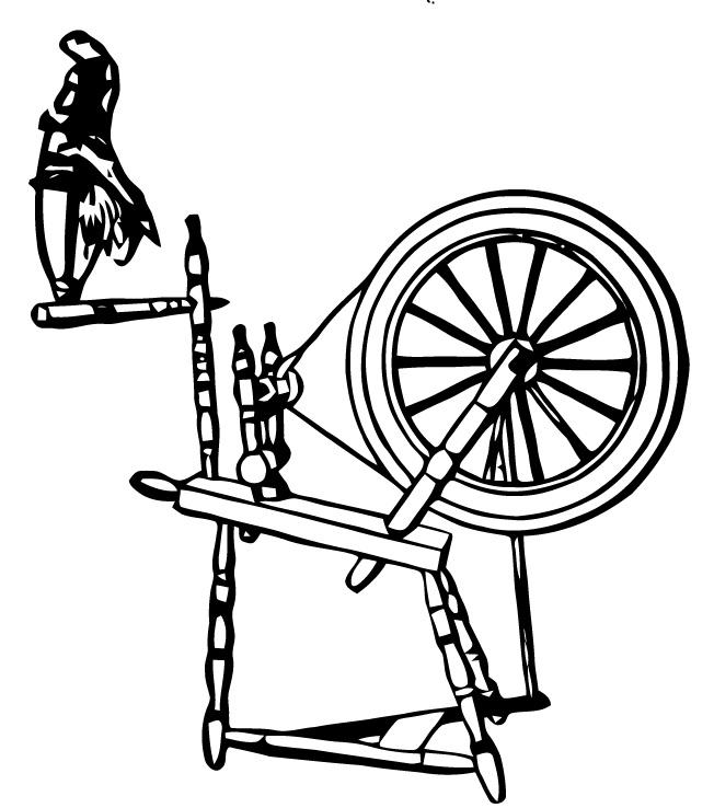 free spinning wheel