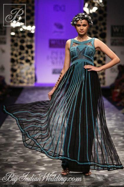 Indian fashion designer anna singh