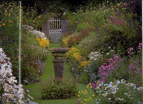 Gertrude Jekyll Garden Garden Love Pinterest