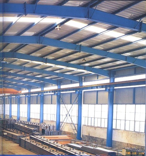 318066792403424314 on Warehouse Steel Structure Building