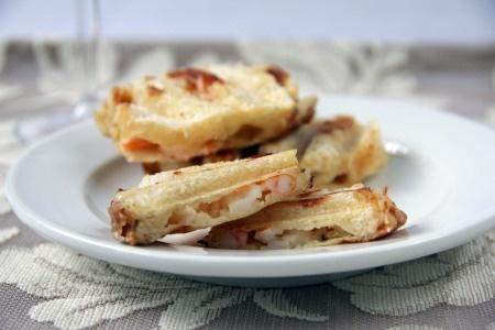 Shrimp Sandwiches With Tarragon-Caper Mayonnaise Recipes — Dishmaps