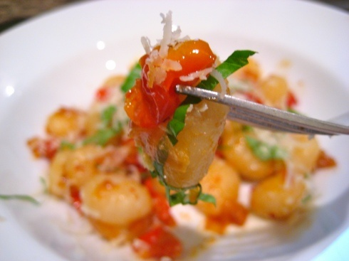"Gnocchi with Tomato ""Sauce"" | Blackbird Ideas | Pinterest"