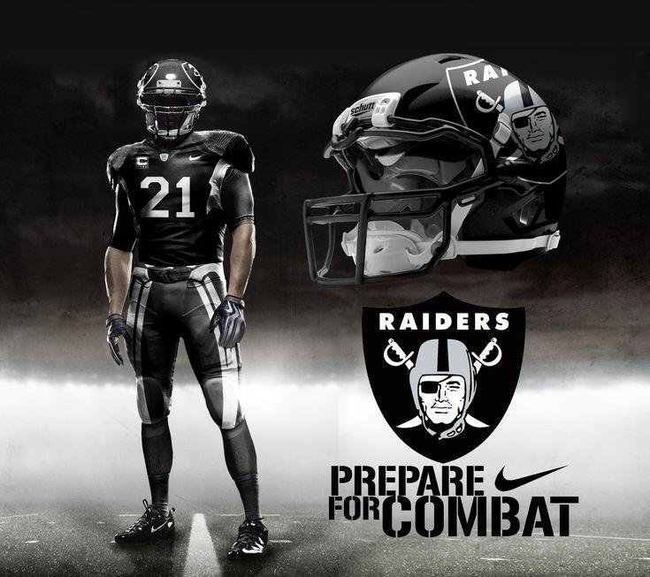Raiders New Uniforms 2014 Oakland raiders uniforms