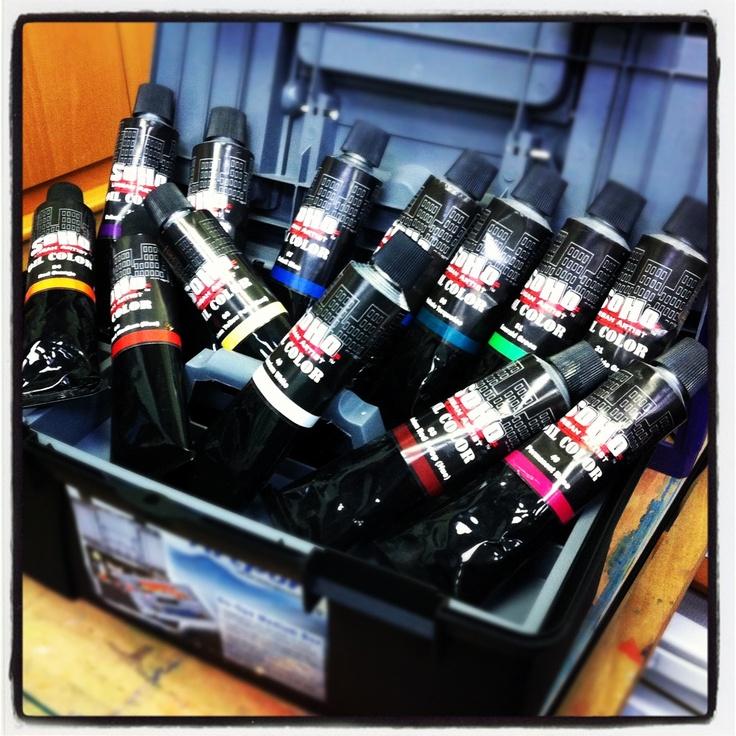SOHO Oil colors 170 mL tubes only $5.99